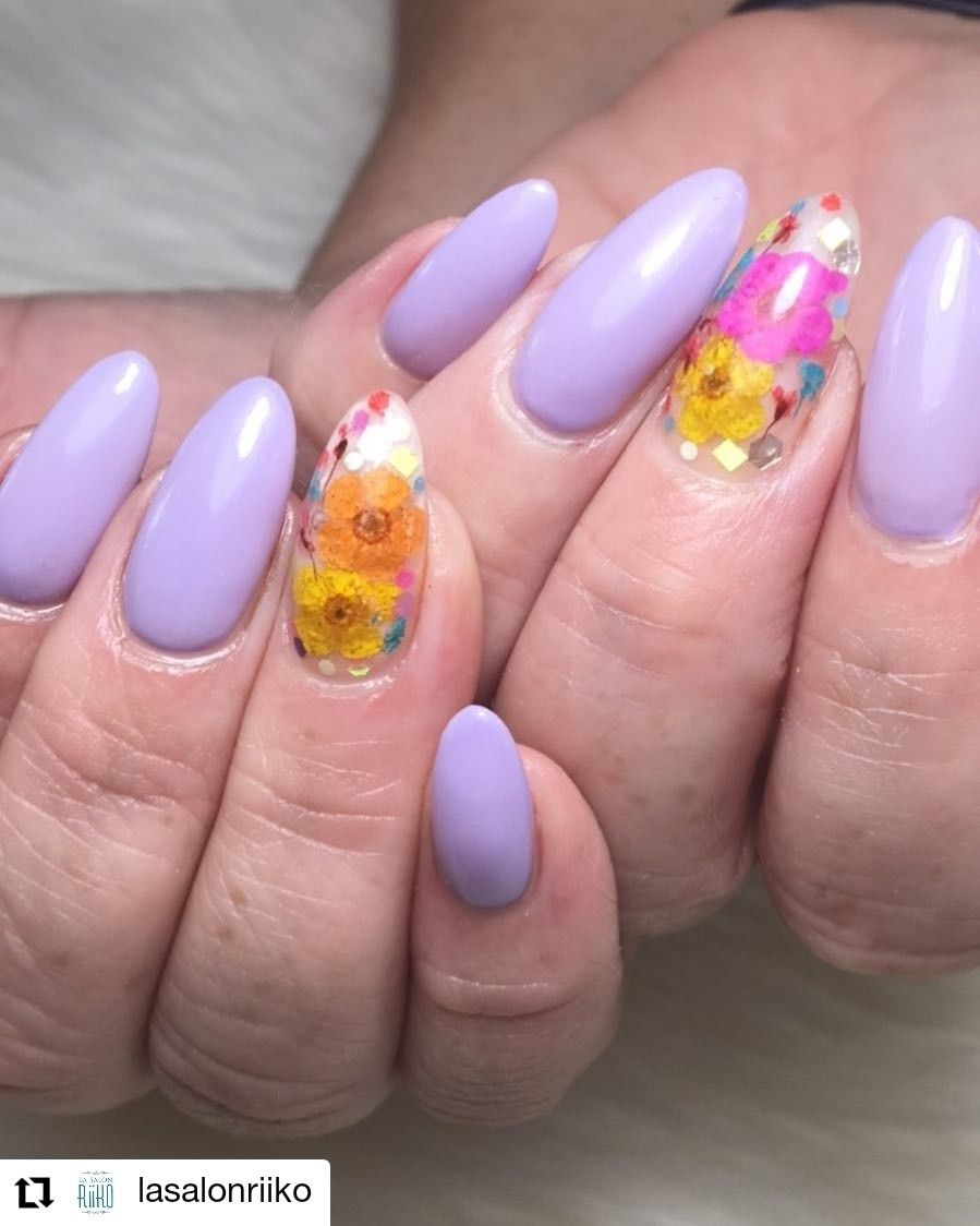 Nail Art Flowers Designs in 2020 (With images) | Nail art