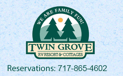 Twin Grove Rv Resort Amp Cottages Pine Grove Pa Extensive