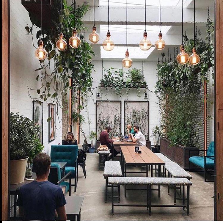 50 Cool Coffee Shop Interior Decor Ideas | Coffee shops ...