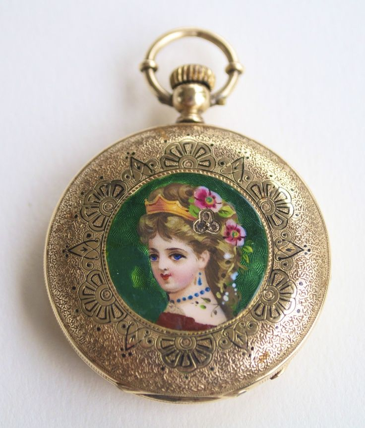 PORTRAITS MINIATURES ON WATCHES - Buscar con Google