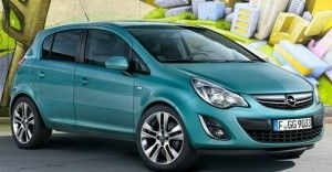 Opel Corsa Ya Konfor Acisindan Baktigimizda Elektronik Iklim