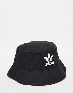 55290bb2 adidas Originals Bucket Hat | Accessories in 2019 | Hats, Outfits ...