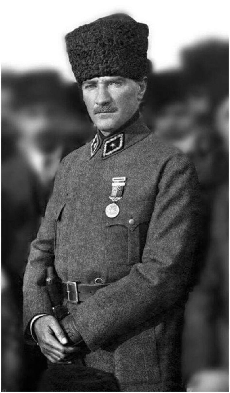 Gazi Mustafa Kemal Ataturk Fotograf Tarihci Insan