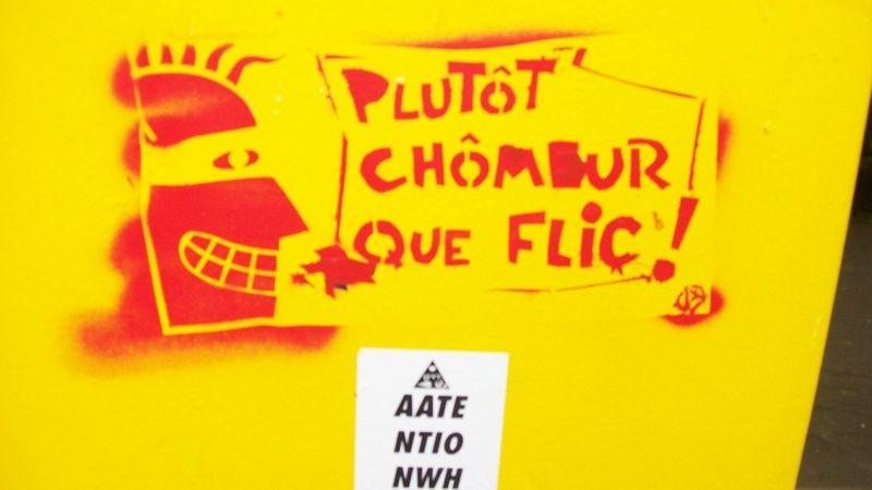 Clignancourt saint -ouen France   6/03/2013