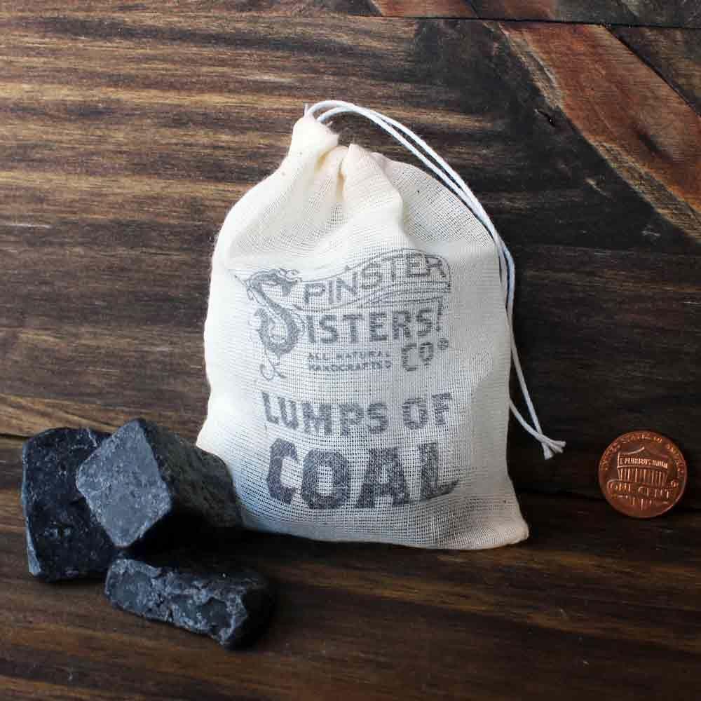 Lumps of Coal Soap | Gift ideas | Pinterest