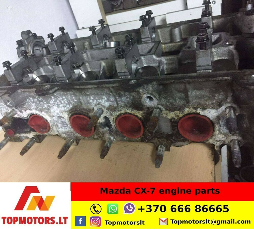 Mazda Cx 7 Engine Parts L3k9 2 3 Petrol Spare Part Bolt Mazda Mazda Mazda Cx 7 Engineering