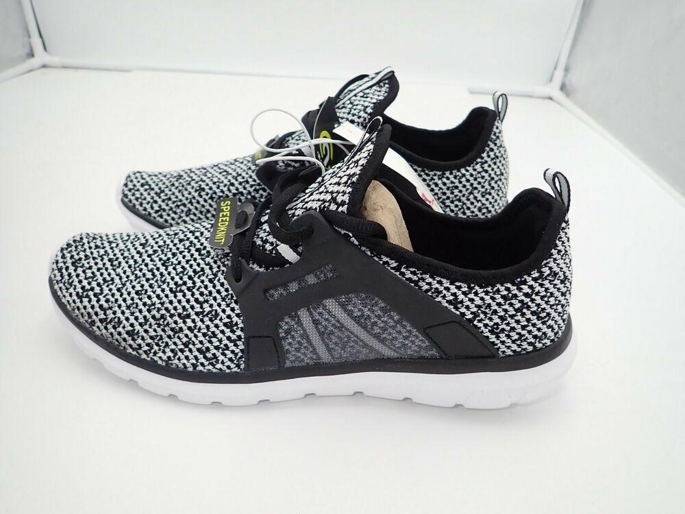 Womens Poise Performance Athletic Shoes C9 Champion Black//White
