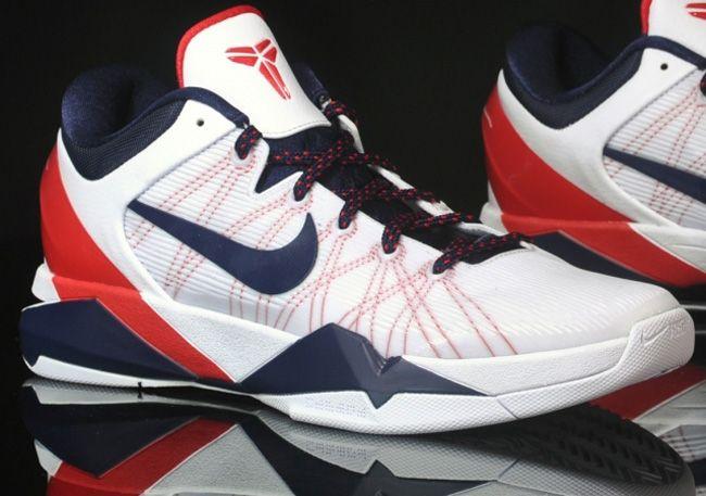 8e342e8213ad Nike Zoom Kobe VII USA Olympics