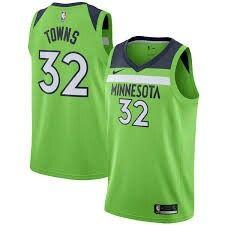 7423b77fa6bd Minnesota Timberwolves - Karl-Anthony Towns