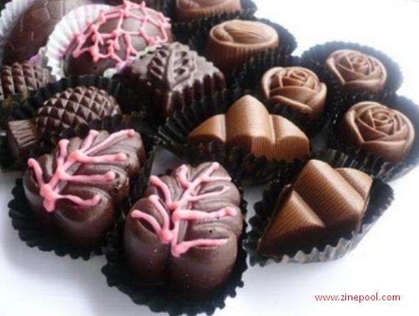 Resep Coklat Praline Food Desserts Chocolate