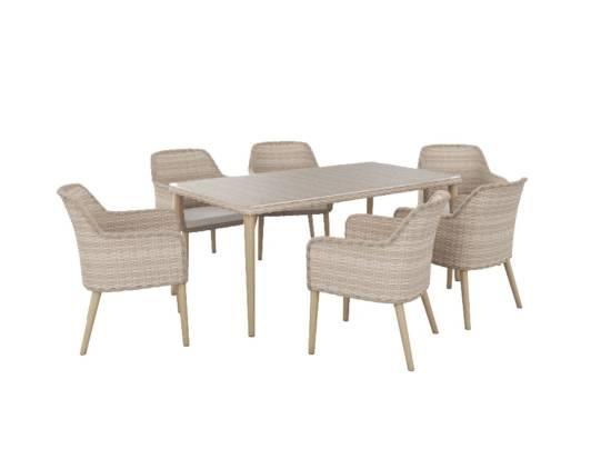 Savannah Gartenmobel Tisch Gartenmobel Tisch Und Stuhle
