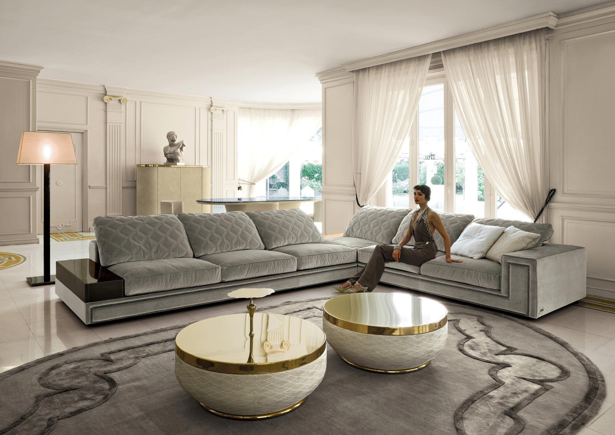 213132 Luxury Italian Furniture Sofa Design Italian Furniture