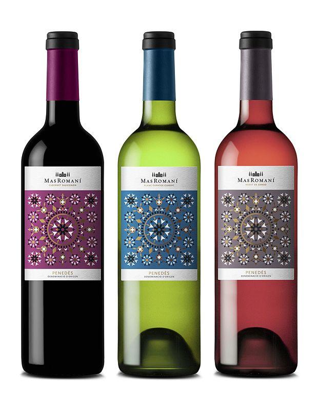 Lovely wine label design | Alcohol Label / Bottle Design ...