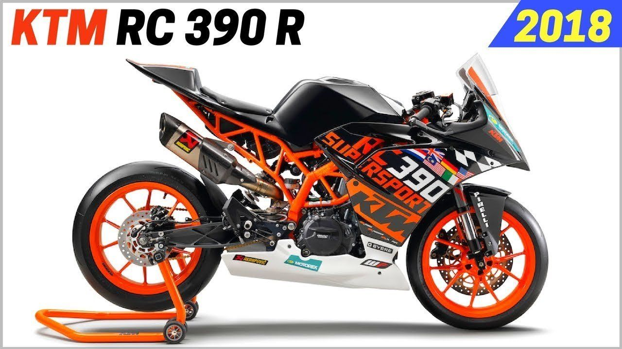 2019 Ktm Rc 390 Reviews From New 2018 Ktm Rc 390 R Updated New