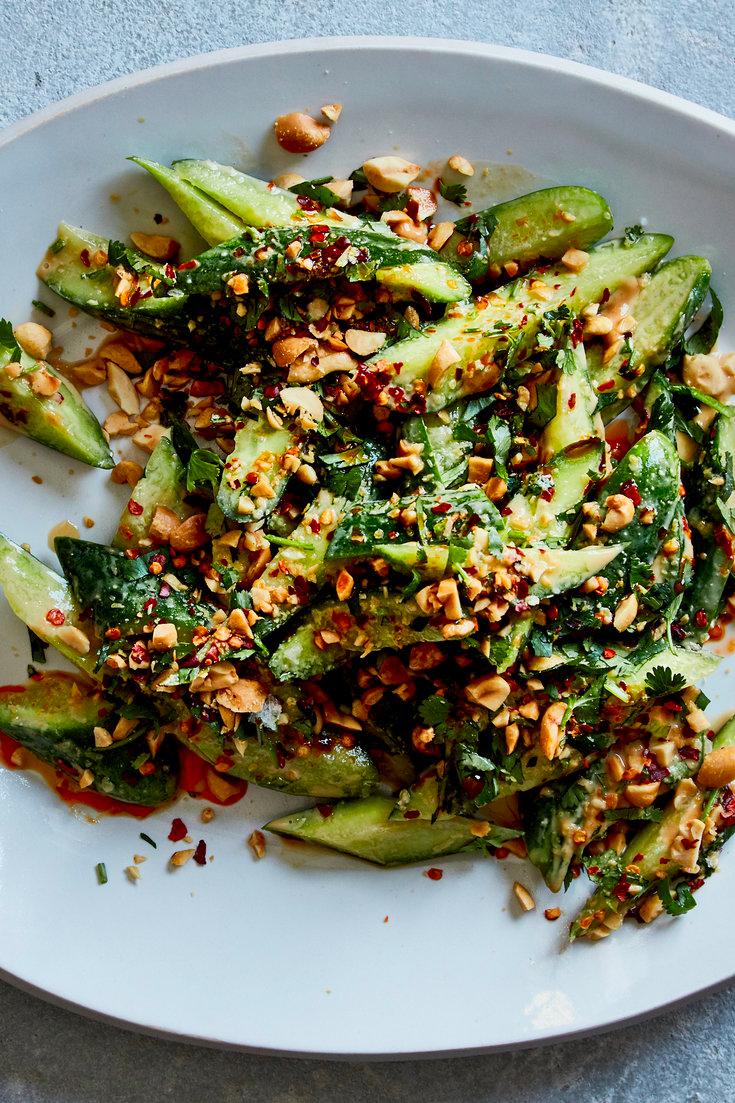 Cucumber Salad Recipe Nyt