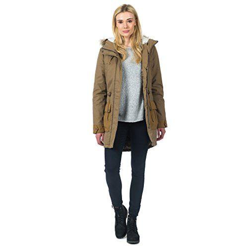 dfa01a5a34af RIP CURL Lonepine Jacket Chaqueta Mujer Talla L Color Apple Cinnamon ...