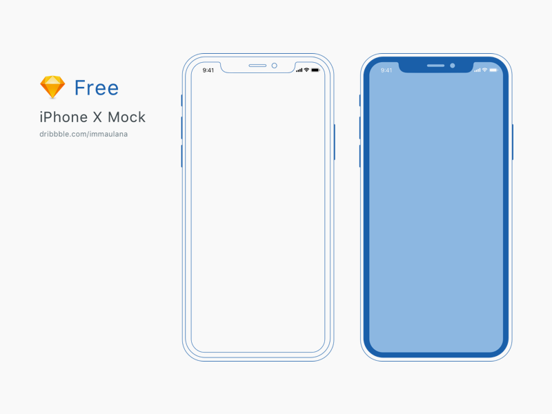 Minimal Iphone X Mockup Iphone Free Iphone Mockup