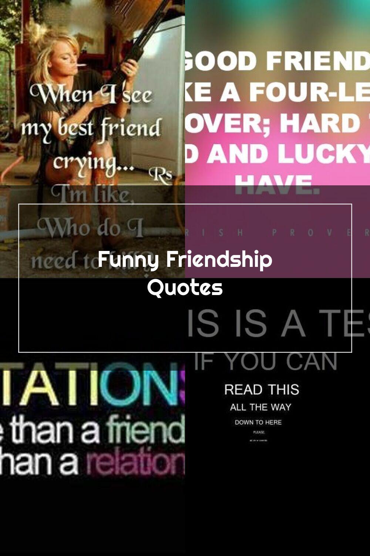 Short Funny Friendship Quotes Funny Friendship Quotes And Sayings Funny Friendship Bff Quotes Sayings En 2020