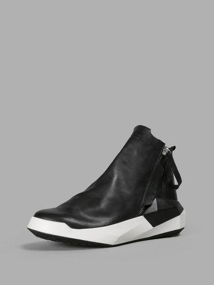 Black high top sneakers · CINZIA ARAIA CINZIA ARAIA MEN'S ...
