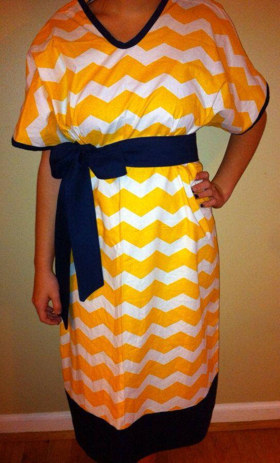 Maternity Hospital Gown by ThreeTinyMonkeys on Etsy, $49.00   Oh ...