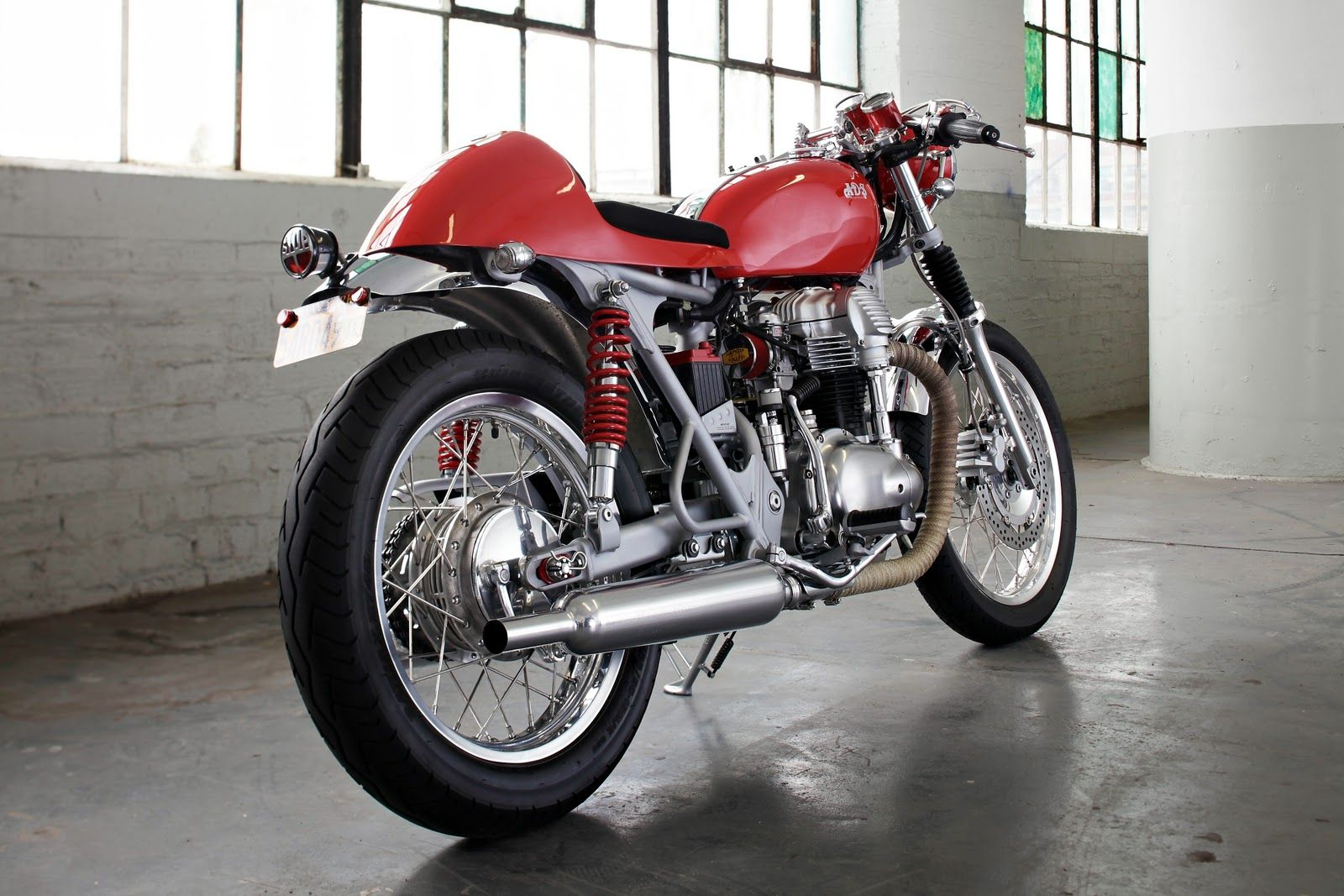 Image Result For Kawasaki W800 Cafe Racer Two Wheels Custom Cafe