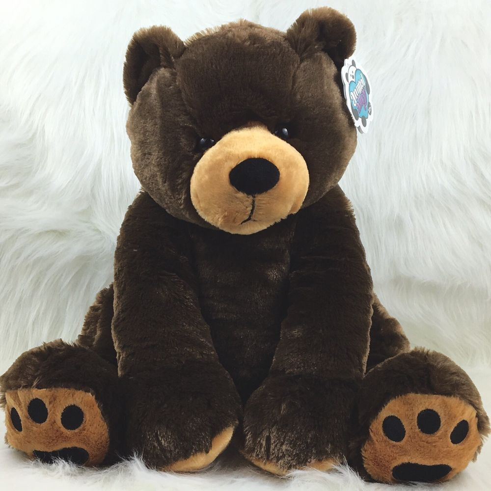 Unicorn Teddy Bear Toys R Us, Animal Alley Brown Bear Plush Toys R Us Exclusive Large Stuffed Figure New Animalalley Bear Plush Toy Animals Plush Toys