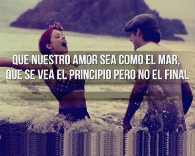 Frases Cortas De Amor Para El Amor De Mi Vida Y Mas Alla Love