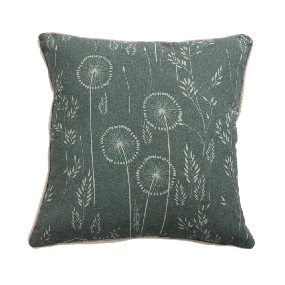 Poduszka Irena Zielona 40 X 40 Cm Poduszki Dekoracyjne W Atrakcyjnej Cenie W Sklepach Leroy Merlin Throw Pillows Pillows Bed