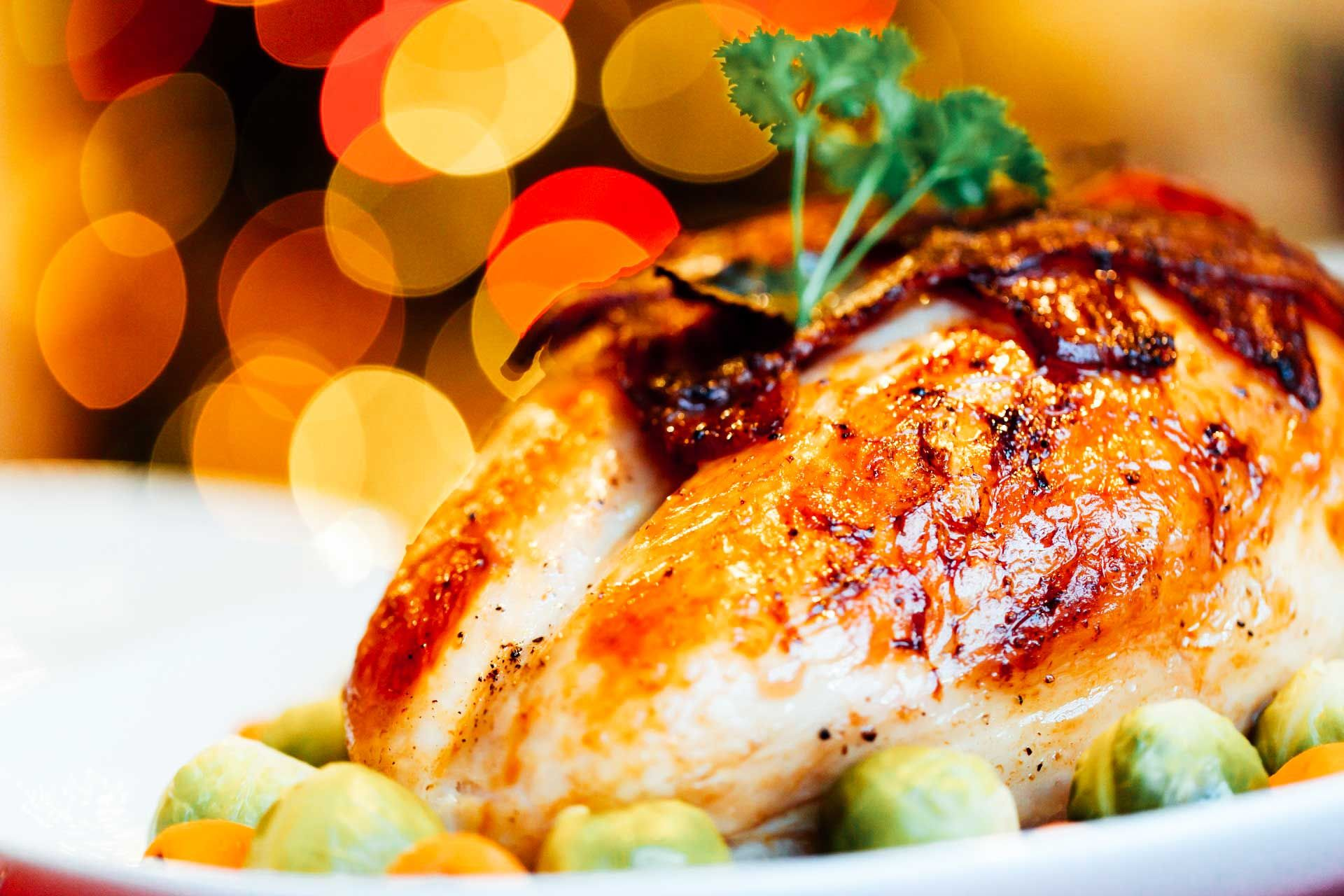Holiday Traditions From Around The World Spain Roast Turkey