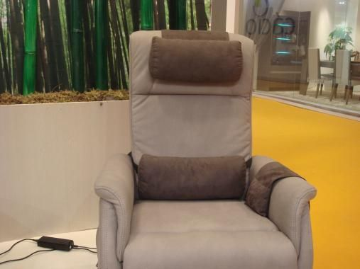 accessoires amovibles de confort en microfibre pour fauteuil de accessoires de confort pour. Black Bedroom Furniture Sets. Home Design Ideas