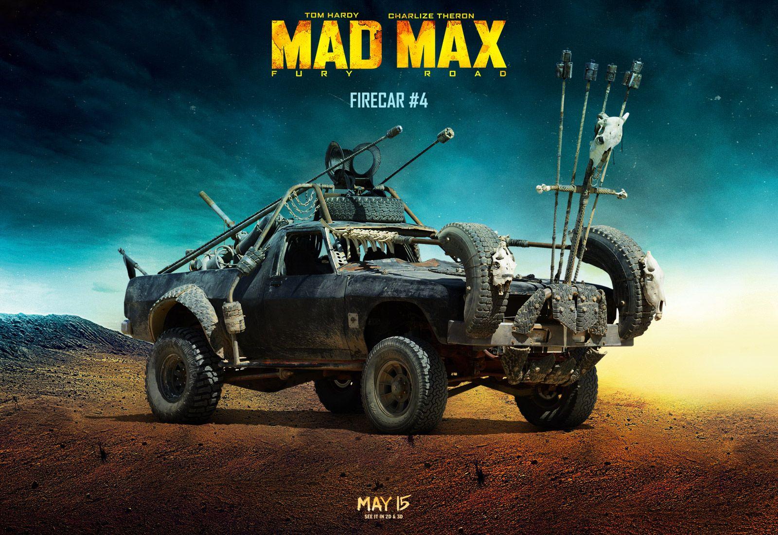 Mad Max 4 Vehicul Recherche Google Mad Max Mad Max Fury Road