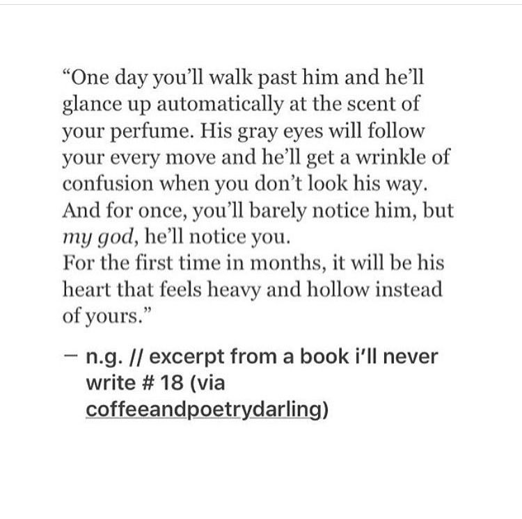 Excerpt From A Book Iu0027ll Never Write. Writing QuotesLove ...