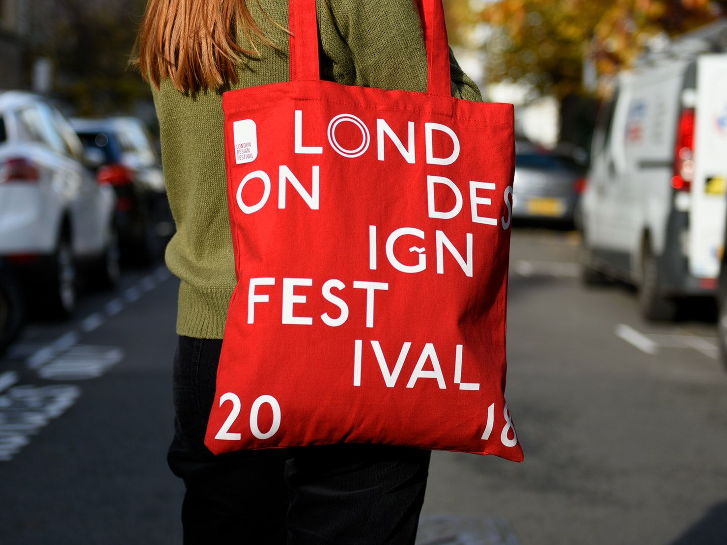 London Design Festival 2018 — Pentagram   Festival design ...