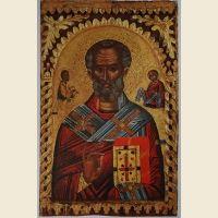 Святитель Николай Мирликийский, чудотворец, архиепископ