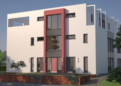 Mehrfamilienhaus, Wohnflaeche 498 m2 Familien haus