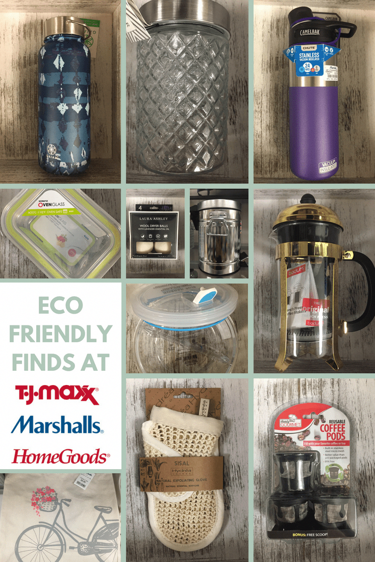 Eco Friendly Finds At Tjma Marshalls And Homegoods Friendlyproducts