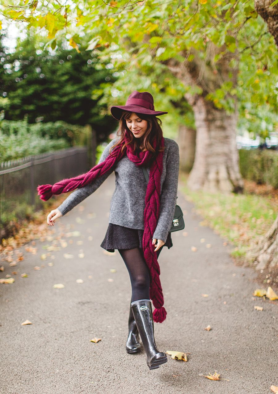 9c0c6e43a9950 Embracing Autumn Tights Outfit Winter
