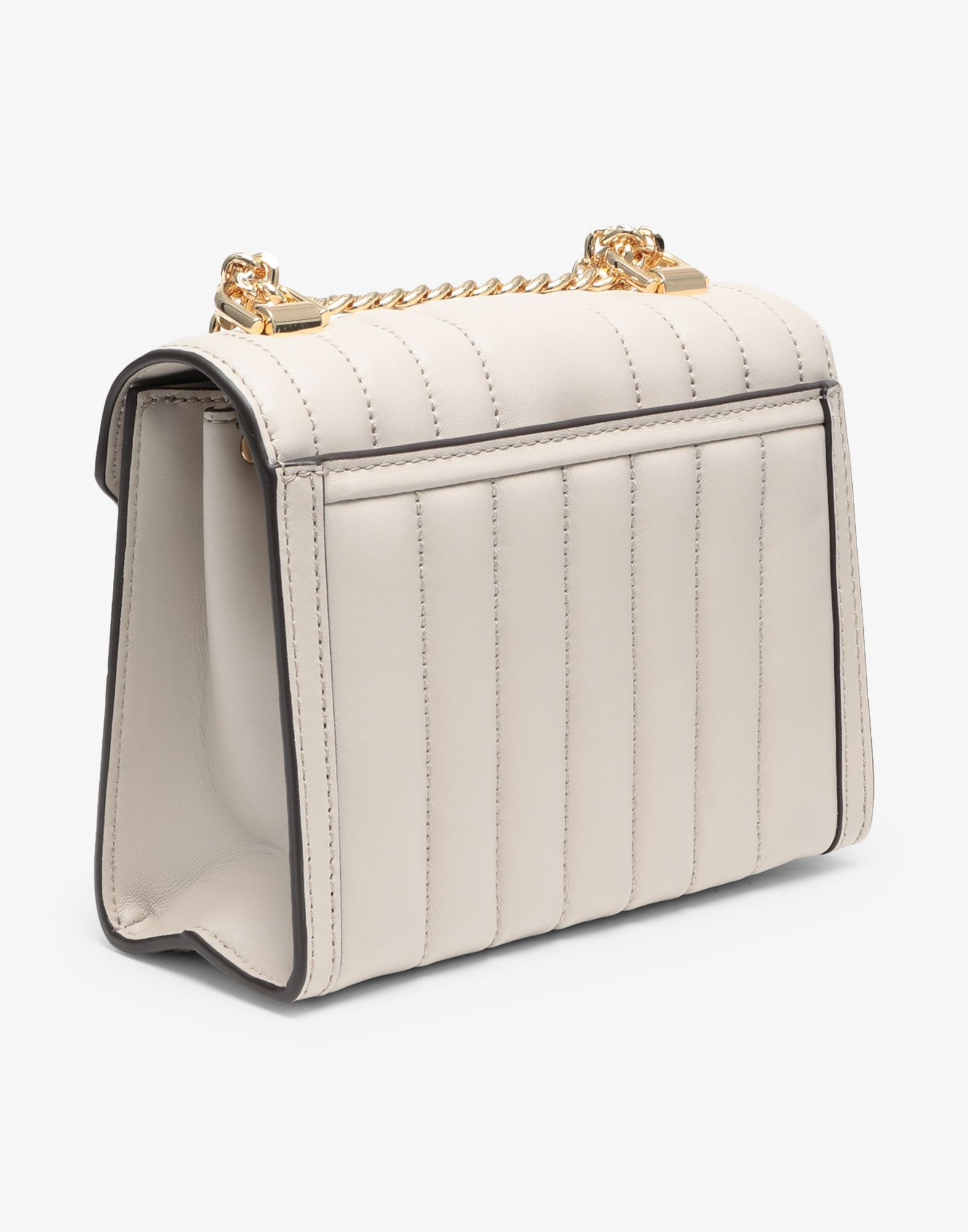 Photo of Michael Michael Kors Whitney Donna Umhängetasche Beige Taglia — Lammleder