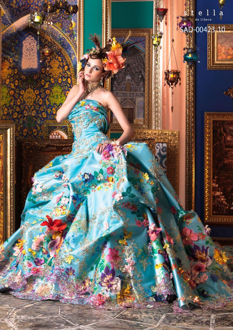Stella De Libero Creations | Dress / Skirt | Pinterest | Ball gowns ...