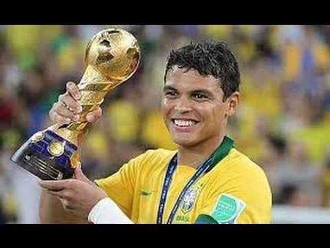 Copa do Mundo 2014 ( HISTÓRIA THIAGO SILVA )