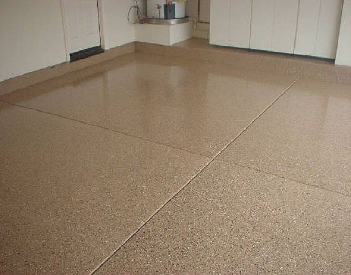 8 Easy And Affordable Garage Floor Options Garagegymflooringideas