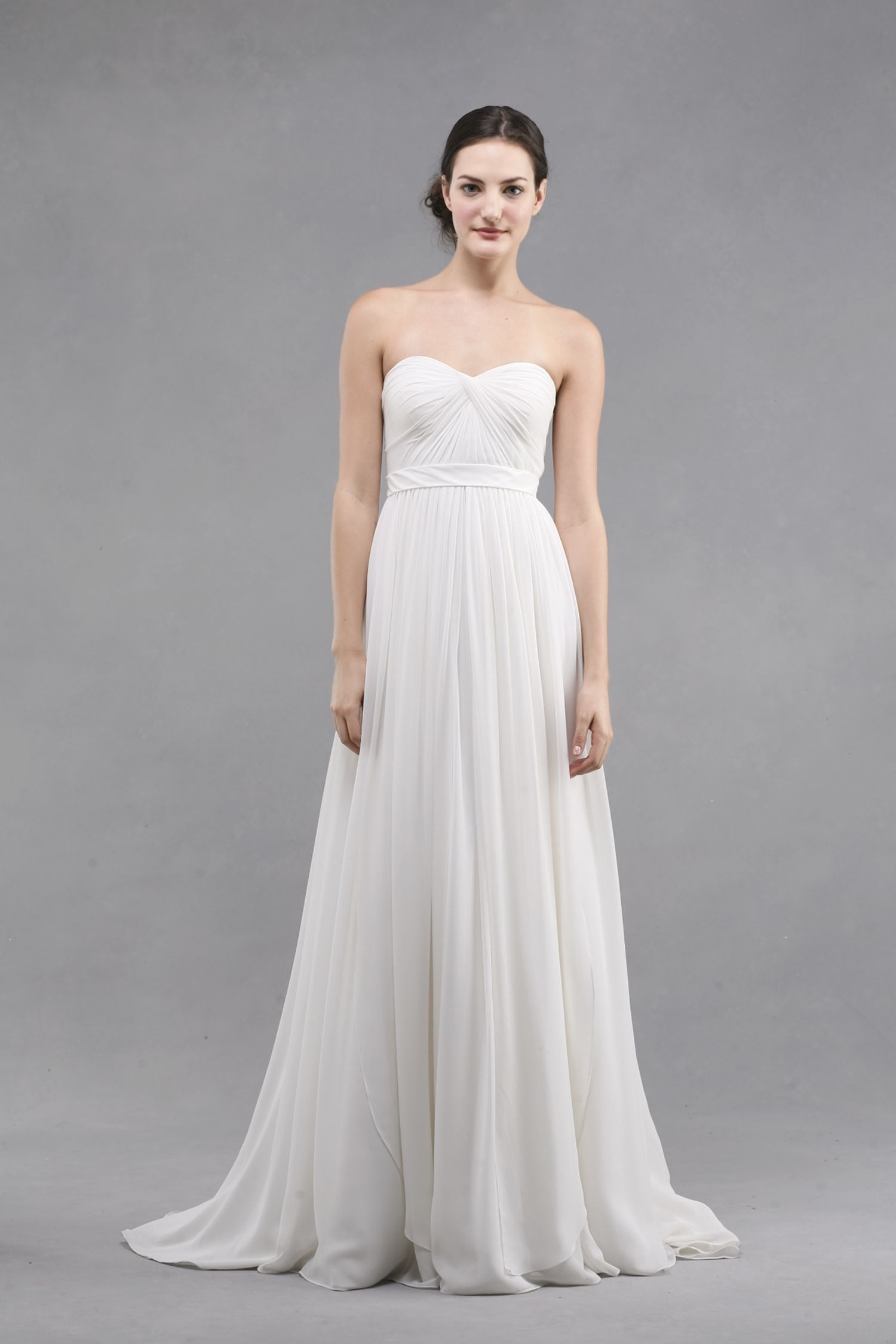 Jenny yoo wedding dress colllection spring summer 2013 jenny yoo monarch wedding dress for sale convertible neckline options with the panels on the dress or leave dress as is with a strapless neck ombrellifo Image collections