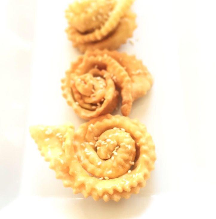 frappagirella al sesamo e miele