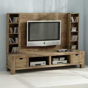 TV-Wand Yoga Wolf and Furniture collection