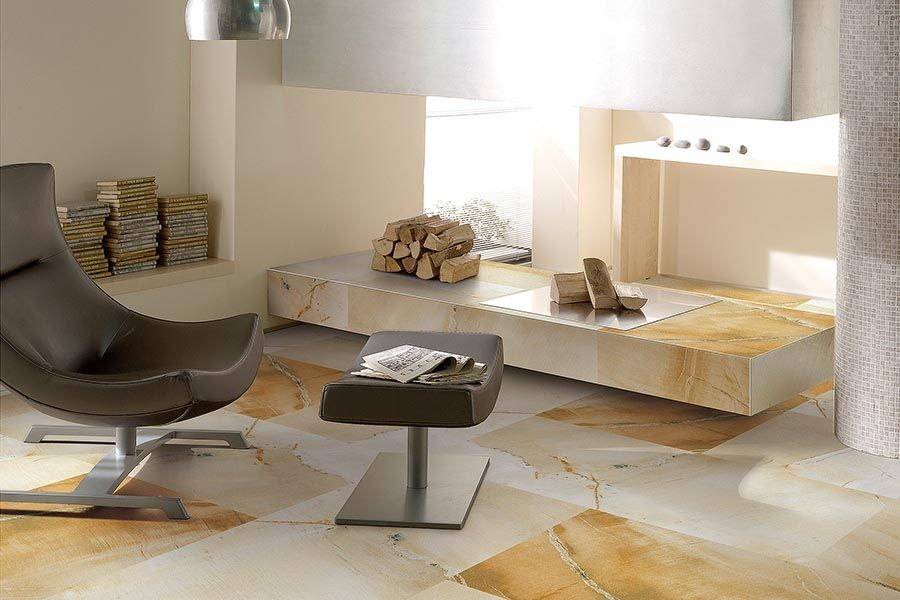 The Melbourne Ultra Thin Sandstone Effect Porcelain Wall And Floor