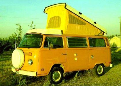volkswagon westfalia i ve always wanted one camping pinterest rh pinterest com Ford Van Bus Vans Cars