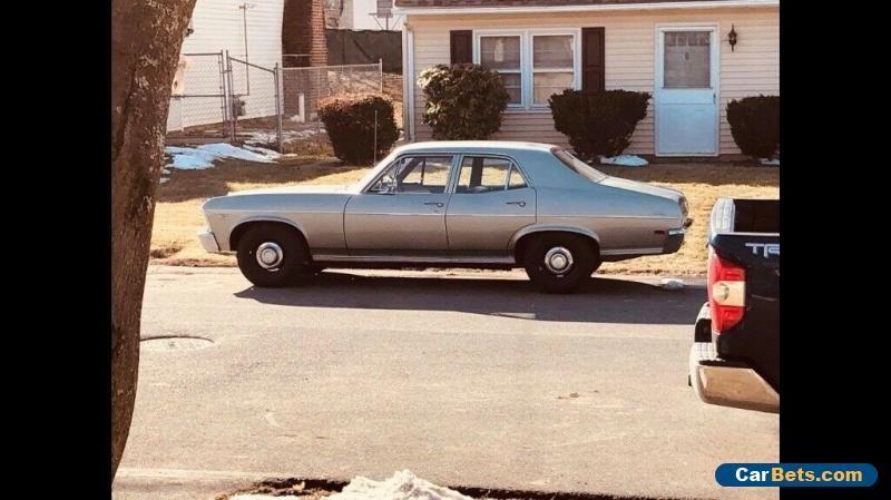 1968 Chevrolet Nova Chevrolet Nova Forsale Canada Chevrolet