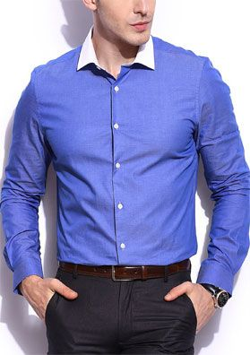 Formal Shirts#Men