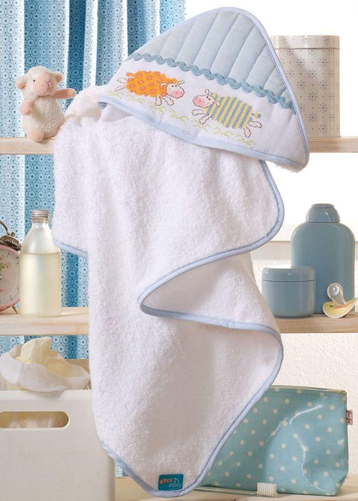 Ovejitas para bebés (Con patrón gratis de Anchor) | accesorios bebe ...