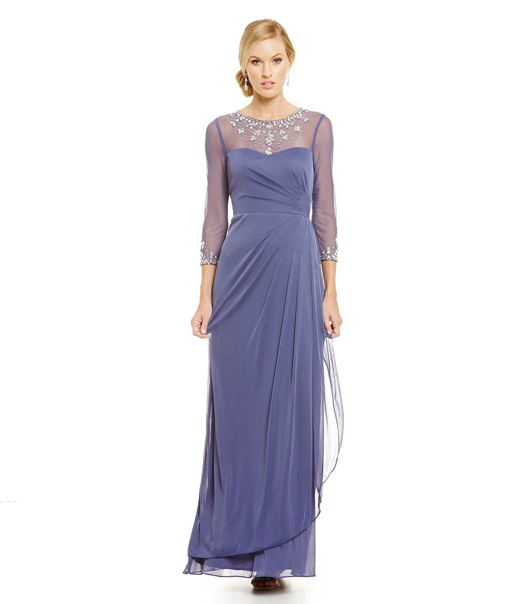 Dillards | bridesmaid dresses | Pinterest